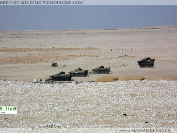 French Army VBCI IFVs on the move.