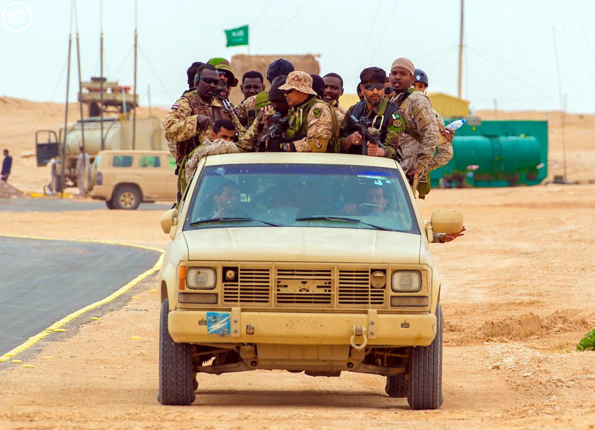 Arabie Saoudite Ksaf11